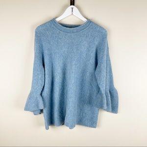 3.1 Phillip Lim light blue Alpaca Wool Sweater SM